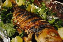 Запеченная рыба убережет от болезни Альцгеймера