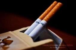 Пачка сигарет лишает человека двух часов жизни