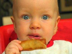 Не заставляйте своих детей много есть