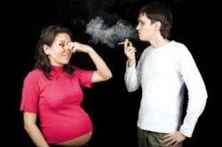 Двадцать процентов беременных женщин курит