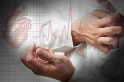 Первая помощь при острой загрудинной боли - стенокардии