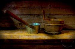 Лечение в русской бане