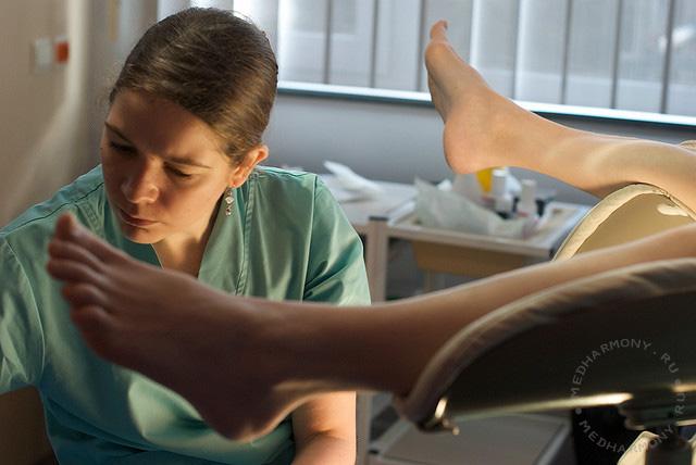 Страх перед визитом к гинекологу » MedHarmony.ru