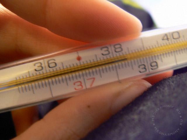 Градусник нормальная температура тела человека анальная плохие
