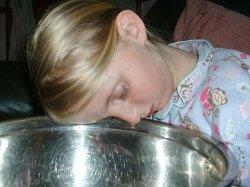 Причины рвоты и тошноты у ребенка