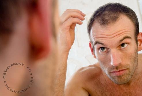 Зуд кожи головы и выпадение волос